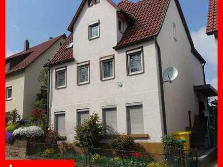 Einfamilienhaus mit viel Potential sucht neuen Eigentümer!