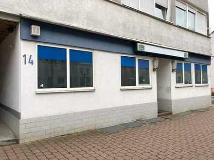 PROVISIONSFREI 166 qm Ladenfläche EG Restaurant Bürofläche Praxisfläche Gaststätte Café Lounge