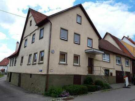 Haus mit vielen Möglichkeiten - ehemaliges Gasthaus!