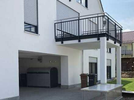 Erstbezug mit EBK und Balkon: exklusive 2-Zimmer-Wohnung in Kleinostheim