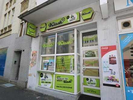 Ladenlokal n frequentierter Hauptstraße - ideal für Kisok, Büro oder Dienstleister
