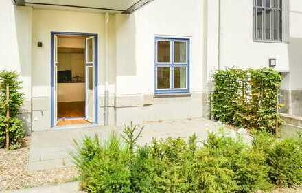 HOMESK - 4-Zimmer-Maisonettewohnung im kernsanierten Baudenkmal in Dahlem