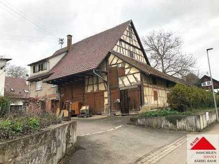 Bauträgergrundstück in zentraler Lage in Gäufelden-Öschelbronn!