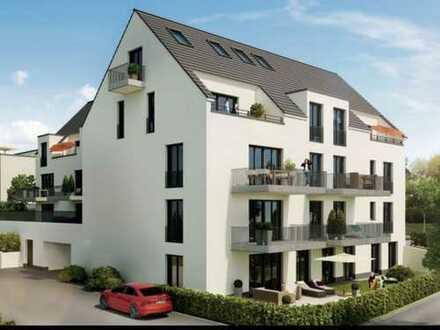 exklusive 3-Zimmer-Maisonette-Wohnung in Mainz; Neubau/ Erstbezug