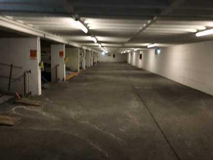 Duplex-Tiefgaragenstellplatz (unten)