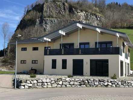 Gewerbeimmobilie mit Betreiberwohnung in Burgberg