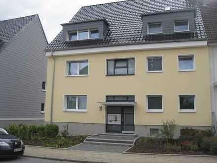 Ansprechende und gepflegte 2-Zimmer-Dachgeschosswohnung