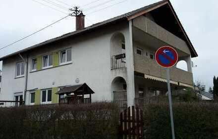 4,5-Zimmer-Familienwohnung