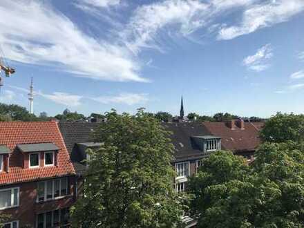 Wohnen in Trendlage an der Flaniermeile Eppendorfer Weg!