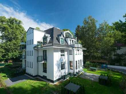 Vermietet & Provisionsfrei: 2-Zimmer-Kapitalanlage in moderner Stadtvilla