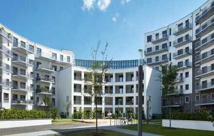 Seltenheit! 4-Zimmer-Erdgeschoss-Wohnung über 2 Ebenen mit Terrasse, Garten und Fußbodenheizung
