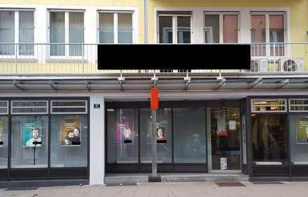 Vielseitig nutzbare Gewerbe-/Ladenfläche in Friedrichshafen Altstadt 1A-Lage