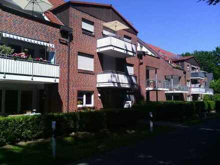 3-Zimmer Wohnung mit TG-Platz, Münster Mauritz Nähe Mondstrasse