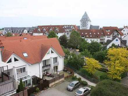 Langfristig vermietete 2-Zimmer-Wohnung mit Balkon!