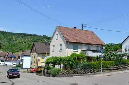 2-Familienhaus mit Ausbaupotenzial in Haubersbronn