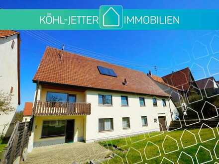 Großzügiges Generationenhaus mit sonnigem Garten in Geislingen-Binsdorf!