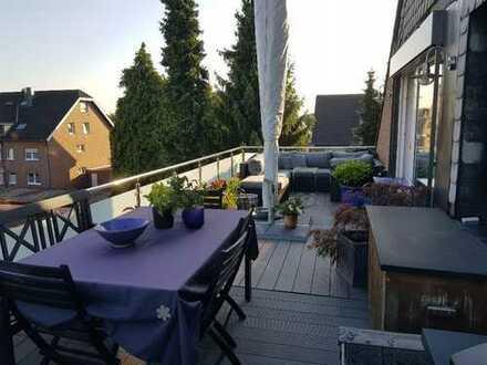TOP sanierte DG Wohnung als Kapitalanlage in Sindorf !!!!