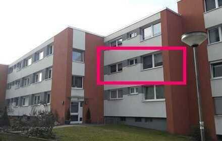 Modernisierte 3-Zimmer-ETW (vermietet) mit Einbauküche und Balkon
