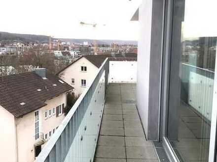 Zentral in Tübingen: Luxuriöse 4-Zimmer Wohnung mit herrlicher Aussicht