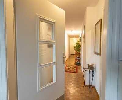 Gepflegte 5-Zimmer-Wohnung mit Balkon in Pforzheim