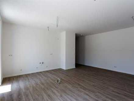 2-Zimmer-Singlewohnung mit Balkon im idyllischen Karow
