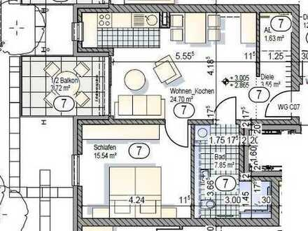 1.OG 2-Zimmerwohnung