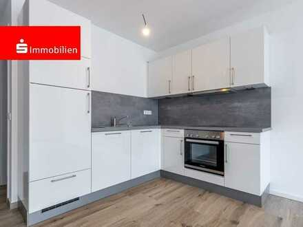 Helle 2-Zimmer-Wohnung mit Dachterasse, Einbauküche, modernes Bad, Aufzug