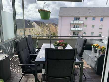 Sehr schöne und familienfreundliche 5-Zimmer Wohnung in Trier-Feyen