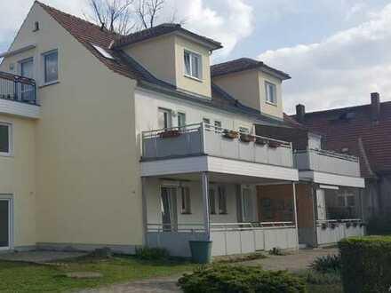 Schöne 2-Zimmer-Wohnung mit Balkon in Niesky