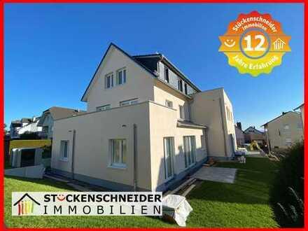LUXUS pur!*** NEUBAU-Wohnung mit großem Garten in sehr guter Lage! WE2 - www.isi-wohnen.de