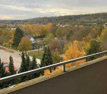 Stilvolle, geräumige und gepflegte 1-Zimmer-Wohnung mit Balkon und EBK in Regensburg