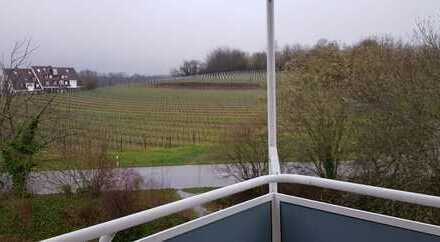 Dachgeschosswohnung mit idyllischen Ausblick auf die Weinberge !!!