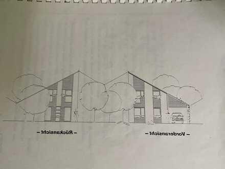 Doppelhaushälfte mit Garten und Garage auf dem Brüser Berg