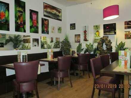 Cafe-Bar-Ristorantino-Gelateria-Lounge mit 23-Stunden-Konzession in Germering