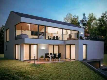 Luxus Neubau-Villa mit herrlichem Blick über den Bodensee - Bodman-Ludwigshafen