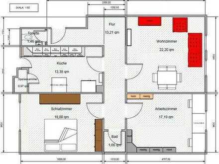 WG Zimmer 17m² in Altbauwohnung in Schwetzingervorstadt (2 Katzen leben mit im Haushalt) für 390€