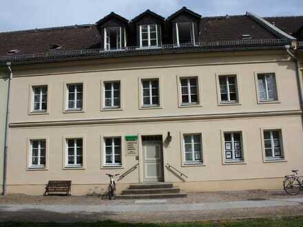gemütliche Dachgeschosswohnung am Rheinsberger Schloss