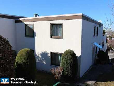 Öffentliche Besichtigung am 25.05.19: Terrassenhaus in Gerlingen mit schöner Aussicht!