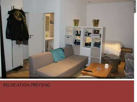 + FULLY FURNISHED + Tolle Single-Wohnung City Center direkt am Isartor +