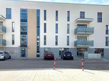 Beste Aussichten für Gewerbetreibende - Neue Geschäfts-/Praxisräume im Wohncarée Baldenau