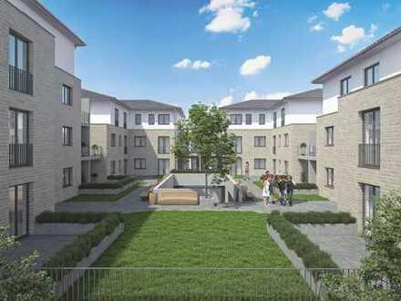 Wohnen am Weserbogen 4.1.1 3-Zimmerwohnung