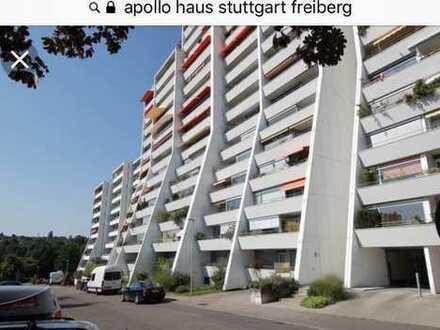 Exklusive 2-Zimmer-Wohnung in Stuttgart