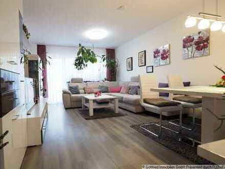 Renovierte Etagenwohnung in ruhiger Lage