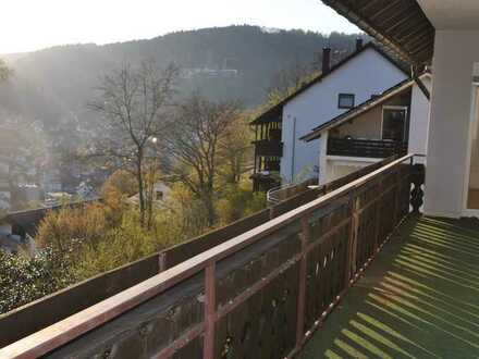 Geräumige, gepflegte 3,5-Zimmer-Wohnung zur Miete in Bad Liebenzell