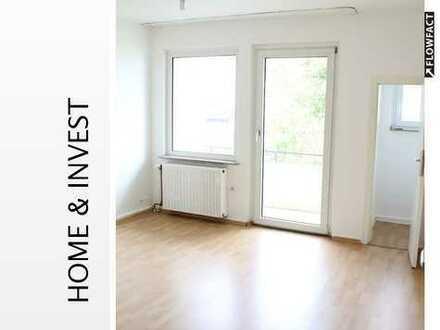 **Singlewohnung mit Balkon in Holsterhausen**