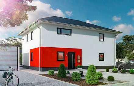 Zweifamilienhaus (massiv) mit Bauplanung durch Bauträger inkl. Grundstück (!) in 99090-Erfurt
