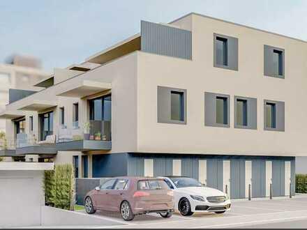 4 Zi.-Wohnung - Wohnen mit Stil - direkt an der Schweizer Grenze
