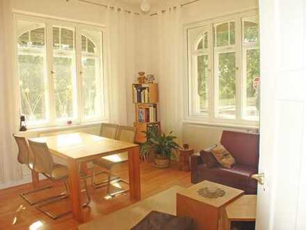 Sanierte und lichtdurchflutete Jungendstilwohnung, 3-Zimmer, in Bamberg zu vermieten