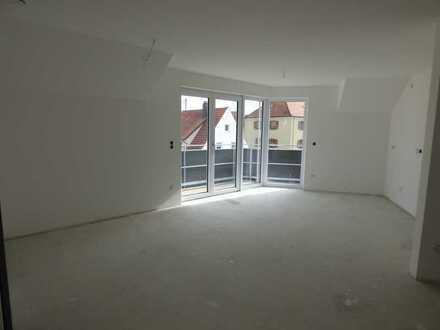 4-Zimmer-Wohnung über zwei Etagen mit Ostbalkon in Memmingen