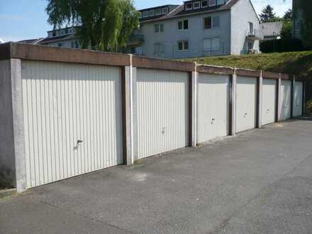 Vermiete abschließbare Einzelgarage in der Rommelstrasse